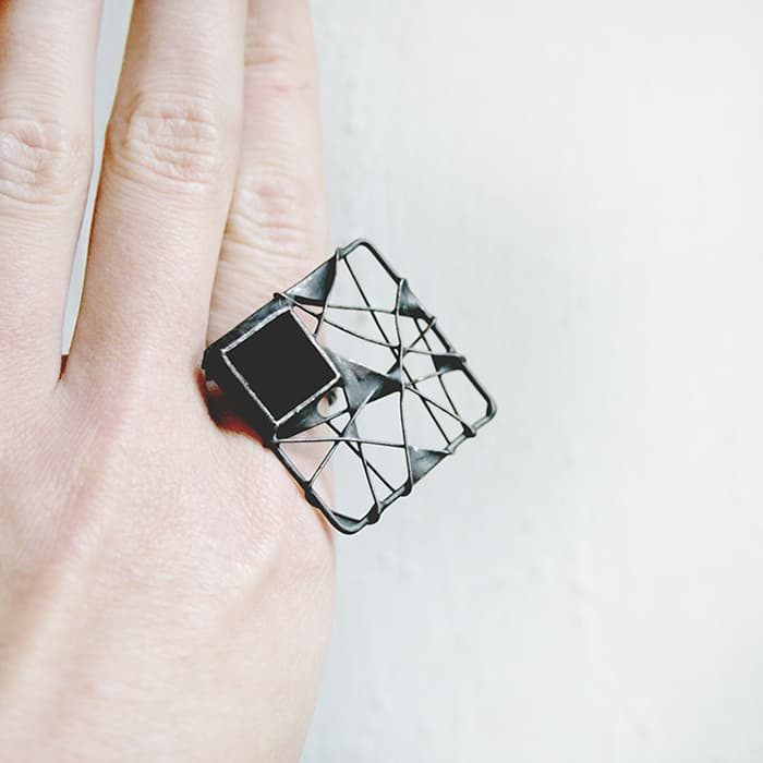 black-halloween-spider-web-ring-1