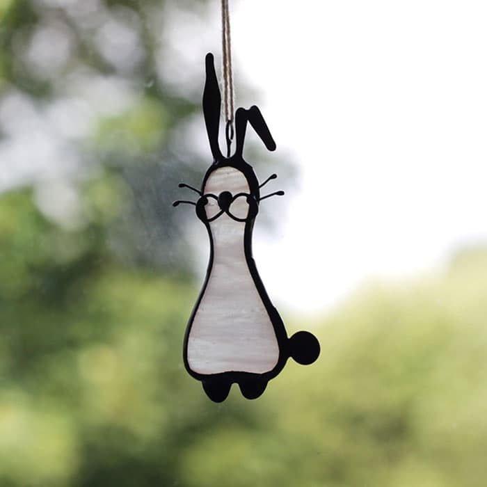 Bunny Pendant Ornament