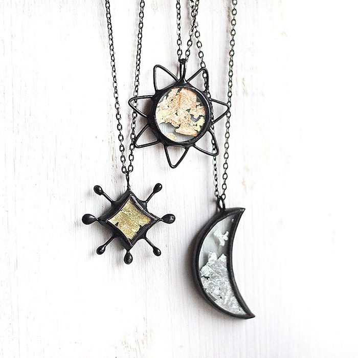 astrological-necklace-set