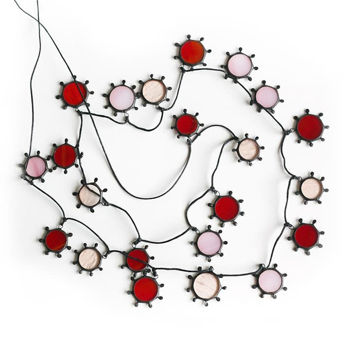 long-red-pink-statement-necklace-suns-4
